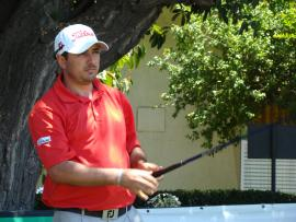 Julio Zapata                       Gentileza Golf Pro Tour